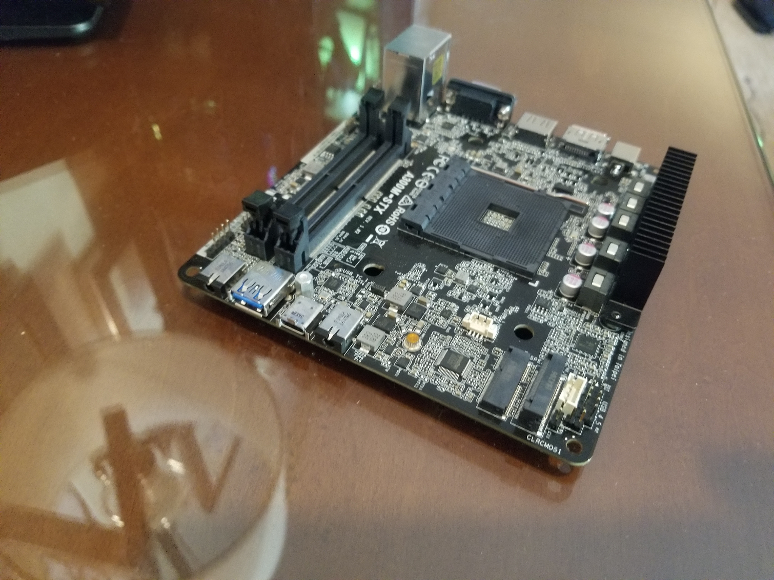 Asrock Linux Support