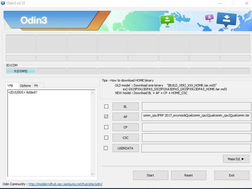 Samsung Qualcomm FRP File ~ Shri Telecom Mobile Repairing