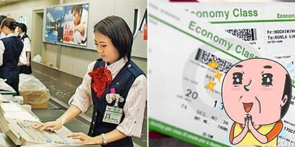 Bocoran Dari Pramugari, Inilah Tips Membeli Tiket Pesawat Dengan Harga Murah!!