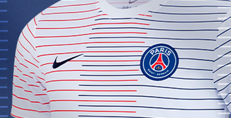 low priced a2408 69962 Nike PSG 19-20 Pre-Match Shirt Released - Footy Headlines