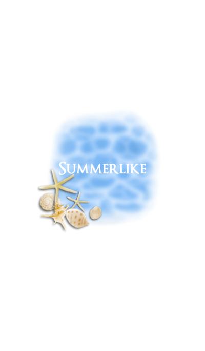Summerlike