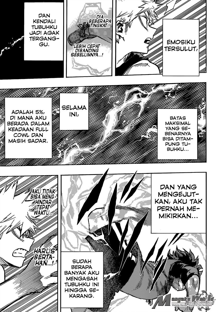 Boku no Hero Academia Chapter 119-16