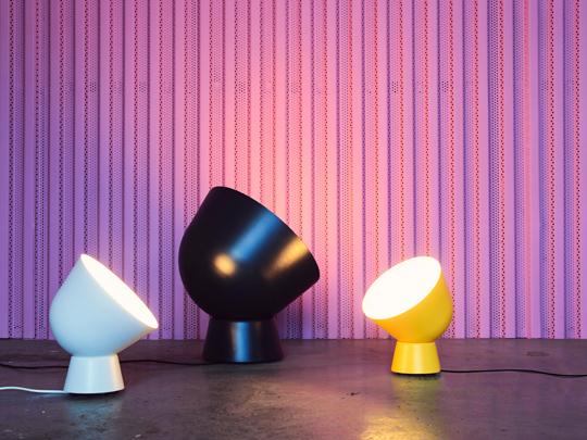 IKEA PS 2017 lampa i golv- och bordsmodell designad av Ola Wihlborg. | www.var-dags-rum.se