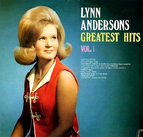 From The Vaults Lynn Anderson Born 26 September 1947