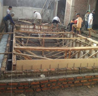 Kontraktor Pembuatan Kolam Renang Jakarta