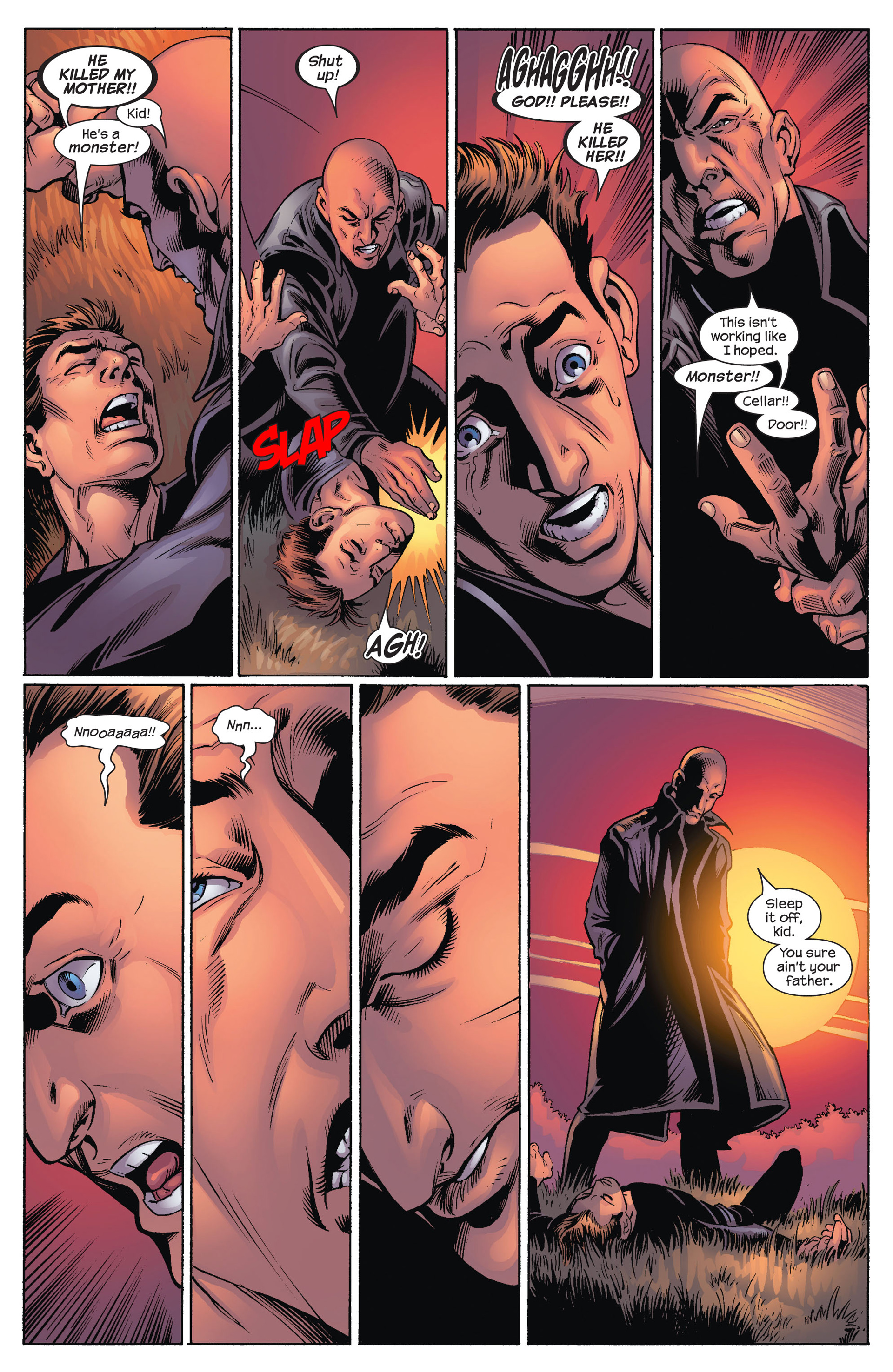 Read online Ultimate Spider-Man (2000) comic -  Issue #75 - 5