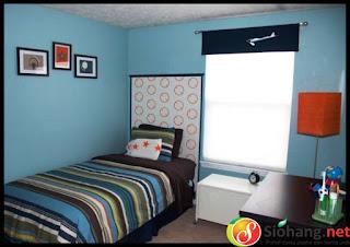 dekor kamar tidur ukuran kecil