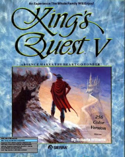 King Quest V : Absence Makes The Heart Go Yonder!