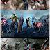 Pósters Horizontales de los Vengadores.