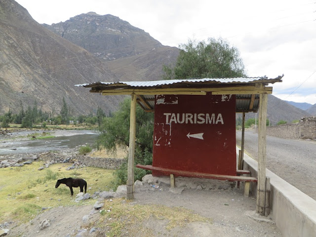 Taurisma Cañón Cotahuasi
