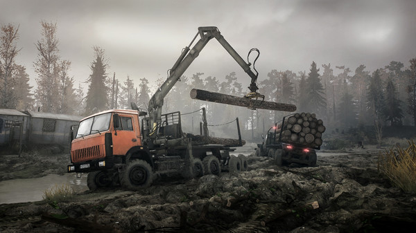 Spintires: MudRunner Free For PC
