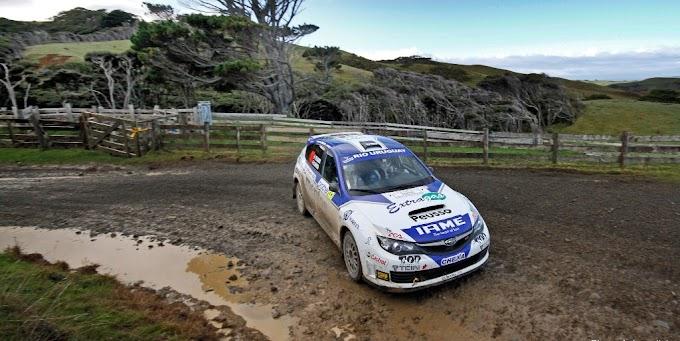 Marcos Ligato ganó el Rally de Nueva Zelanda