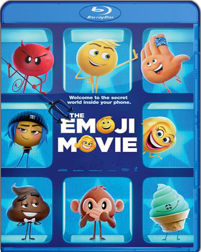 The Emoji Movie [2017] [BD50] [Latino]