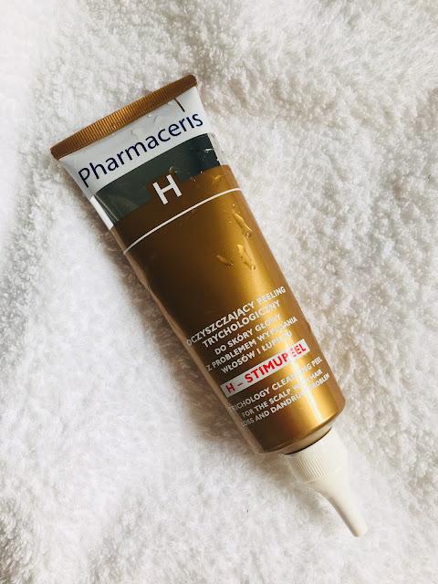 Peeling do skóry głowy | osłabione włosy | sucha skóra głowy | łupież | łojotokowe zapalenie skóry
