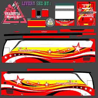 Download Livery Es Bus Id Po. BINTANG KATULISTIWA