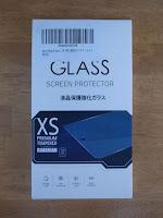 Jepop Sharp Aquos Zeta SH-04H 強化ガラスフィルム【2枚パック】 0.3mm 超薄型 2.5D表面硬度9H ラウンド処理 飛散防止処理 指紋防止 気泡防止 高透過率保護フィルム(液晶保護フィルム)