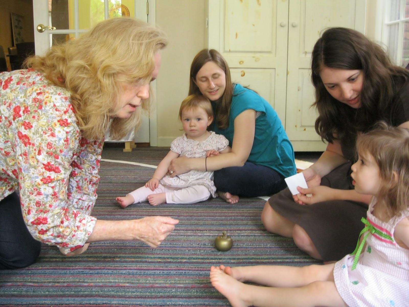 Montessori Messy Introducing A Second Language