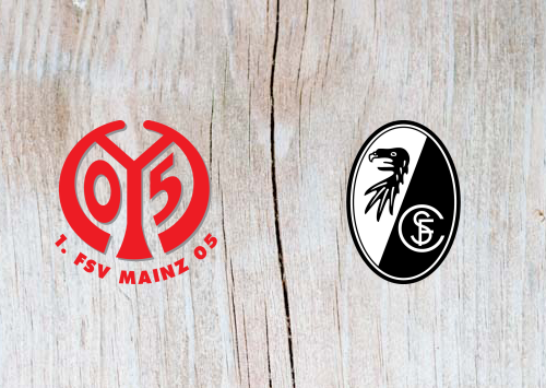 Mainz 05 vs Freiburg - Highlights 5 April 2019