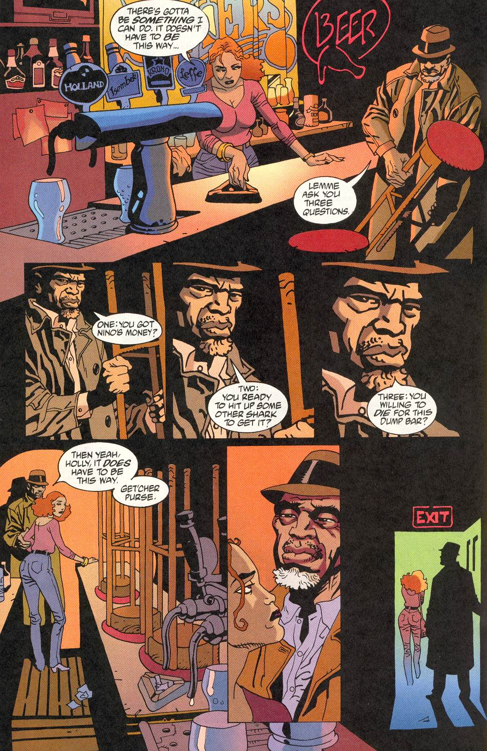 100 Bullets 17 Page 15