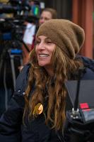 Niki Caro on the set of The Zookeeper's Wife (26)