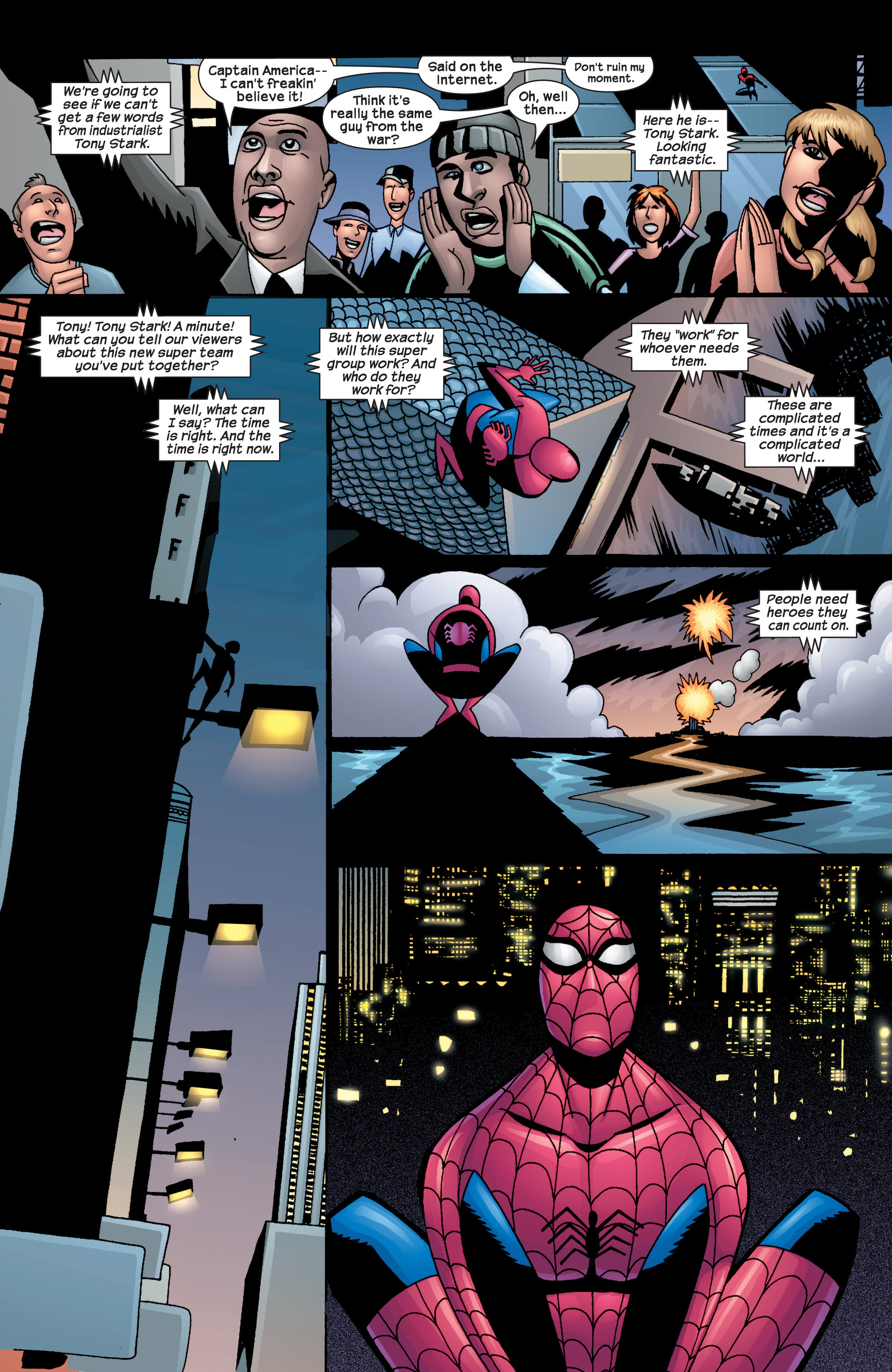 Read online Ultimate Spider-Man (2009) comic -  Issue #150 - 69