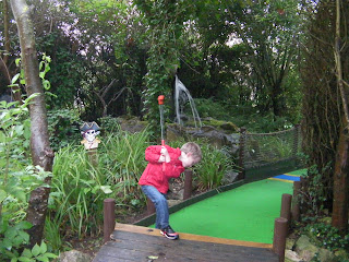 pirate adventure minigolf in weymouth