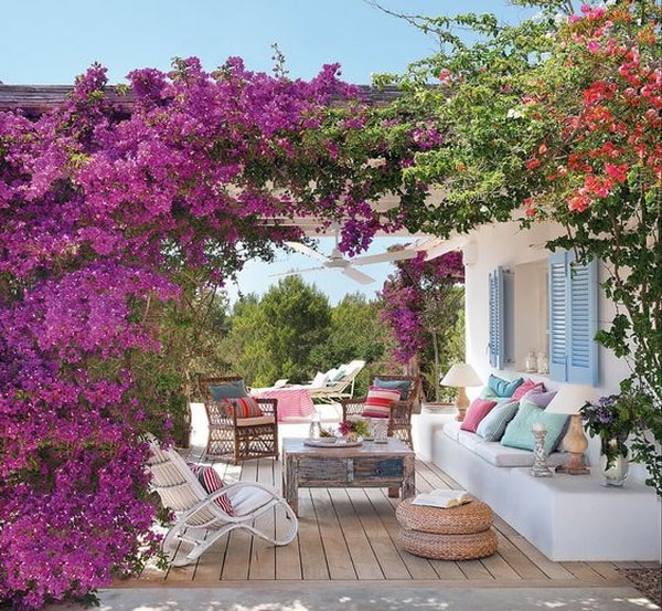 8 Simple And Elegant Ideas For Patios - Everybody Would Love It! 10