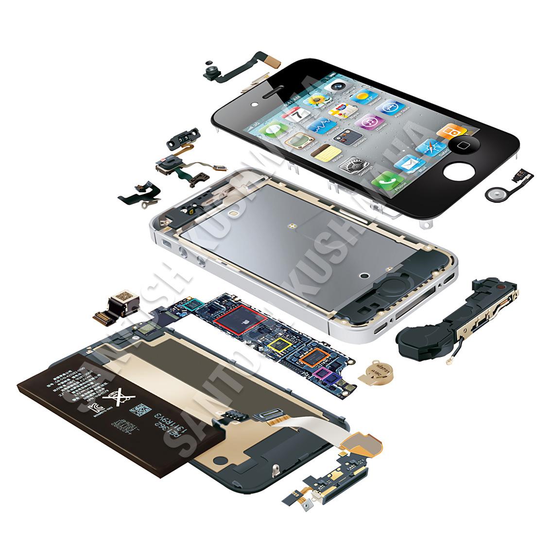Iphone S Diagram