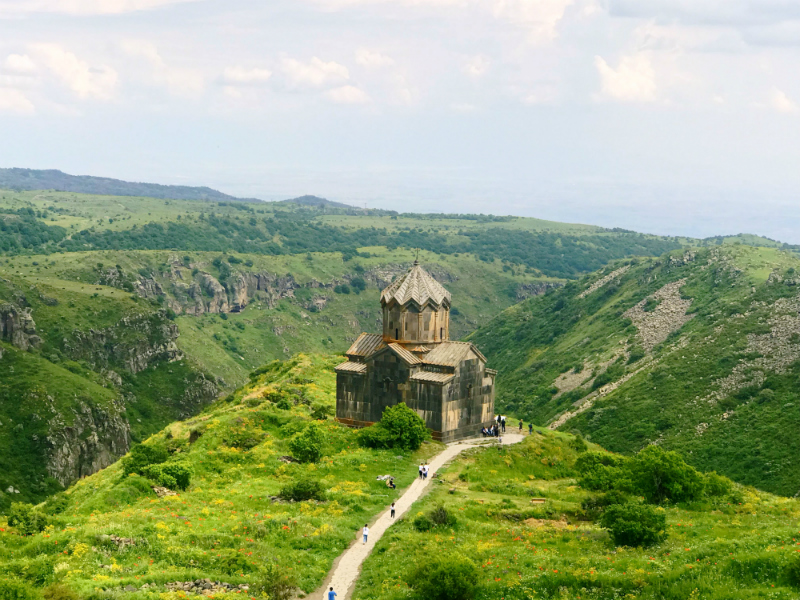 Visit The Church of Amberd on your Trip to Armenia