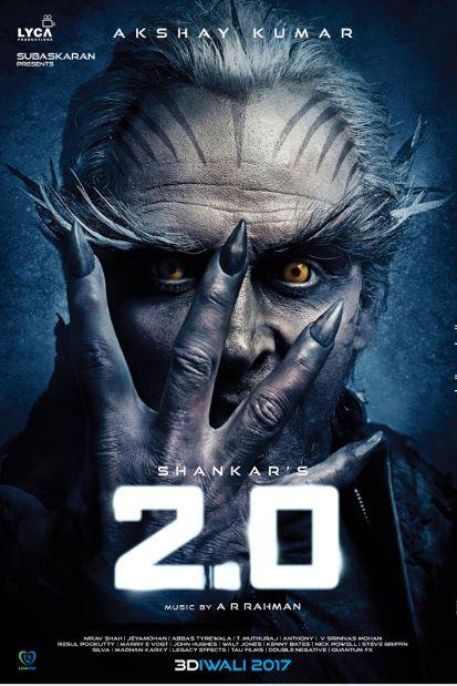Akshay Kumar Looks, Images From 2.0 Film, 2.0 Film Akshay Kumar Looks And Images