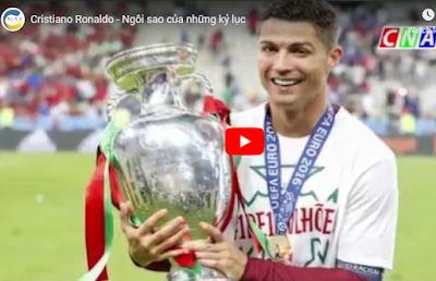 Video Cristiano Ronaldo Manchester United, Real Madrid: Khoảnh khắc THIÊN TÀI !