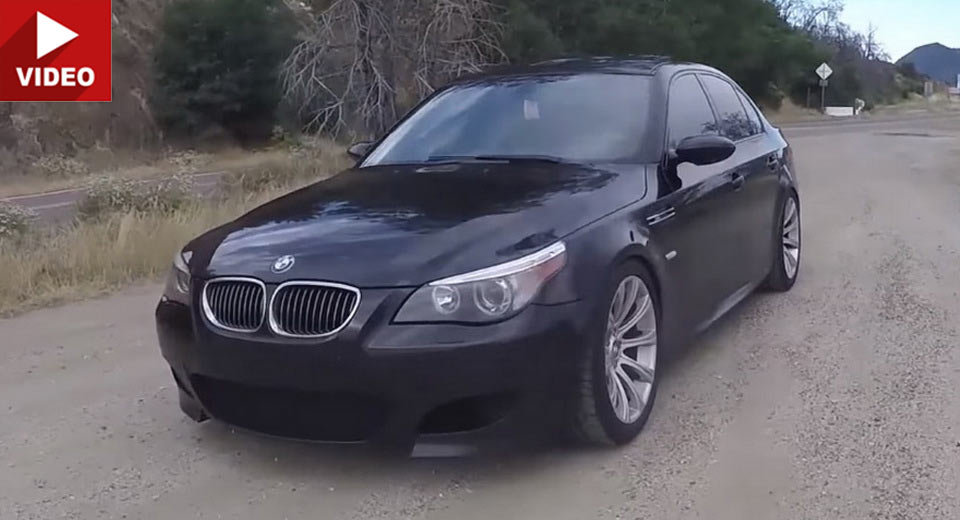 a manual bmw m5 e60 is the four door v10 screamer you want. Black Bedroom Furniture Sets. Home Design Ideas