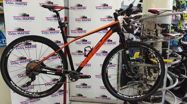 bicicleta Conor WRC Titan XT 1x11