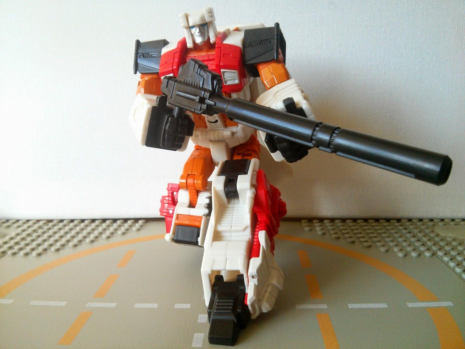 Combiner Wars Silverbolt