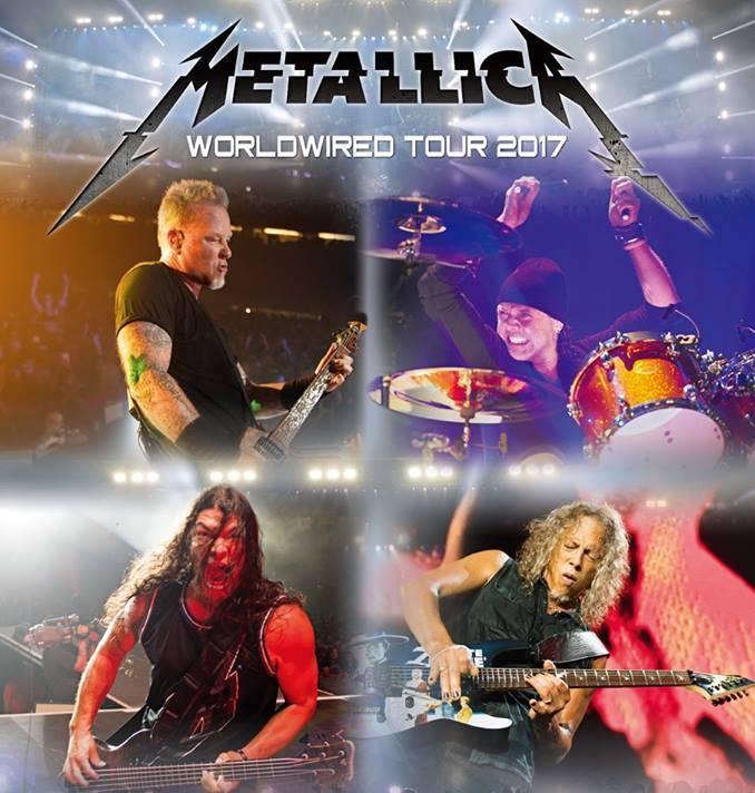 Metallica Us Tour Setlist