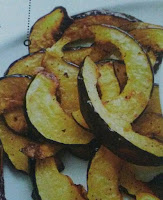 ROASTED ACORN SQUASH WEDGES