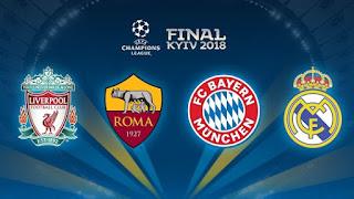 Ini Hasil Undian Semifinal Liga Champions
