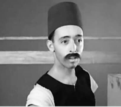 """""""شالوم وعبده""""، """"ليون أنجيل وأحمد الحداد"""""""