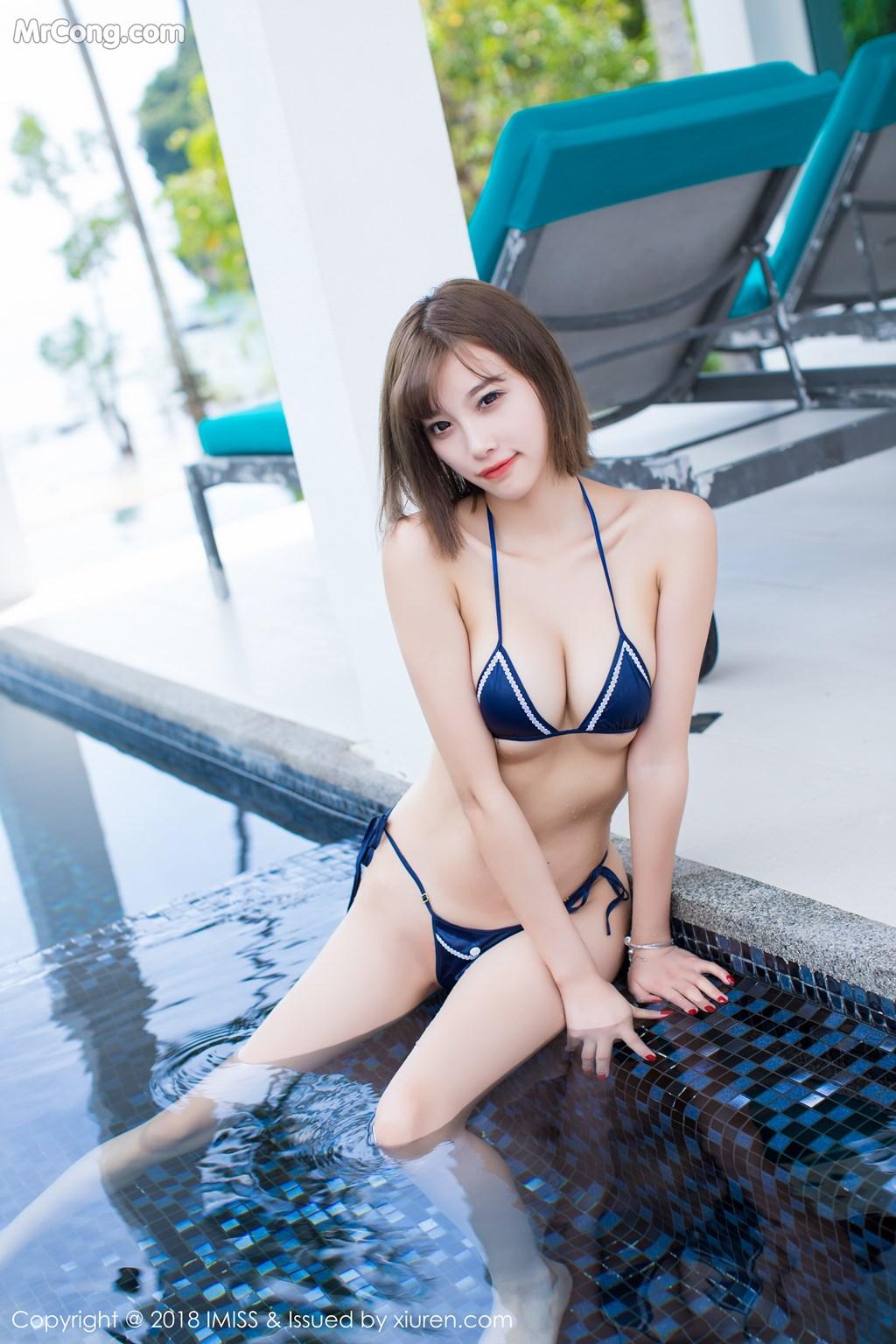 IMISS Vol.208: Người mẫu Yang Chen Chen (杨晨晨sugar) (40 ảnh)