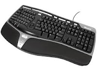 different types of input devices of computer - keyboard