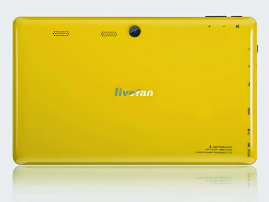 Photo Gallery Livefan F8c Windows 8 1 Tablet China