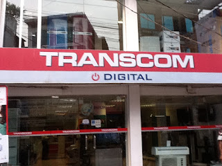 Transcom Digital Electronics Sote and Outlet Address & Phone/Contact Number