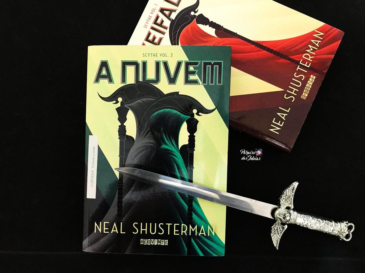 Resenha | A Nuvem #02 - Neil Shusterman