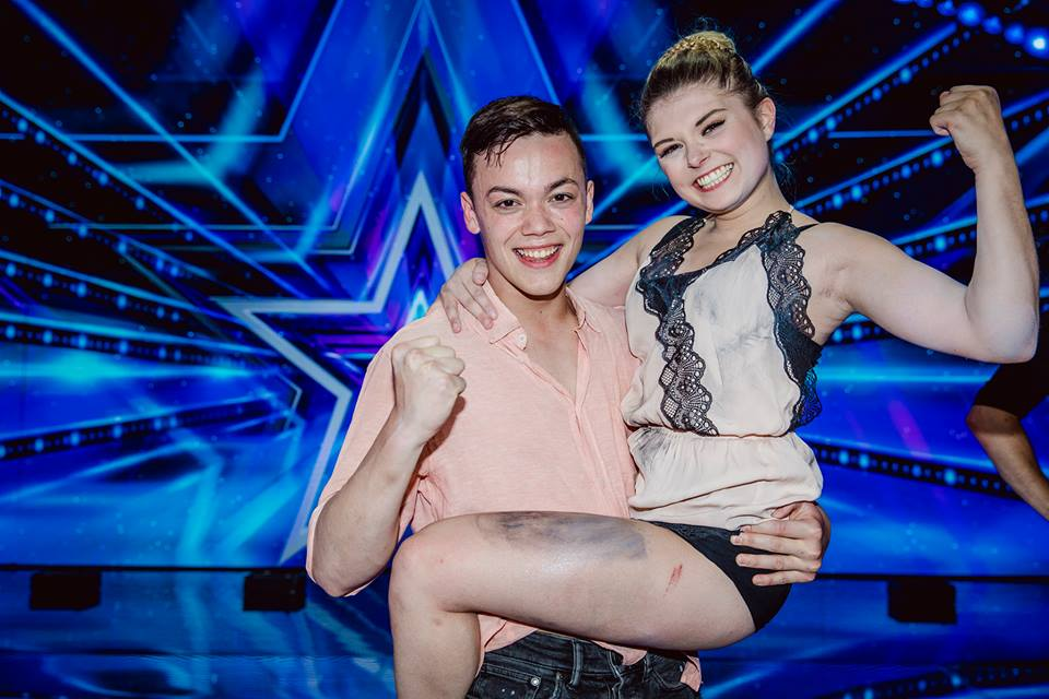Filipino contestant wins grand prize in Belgium's Got Talent
