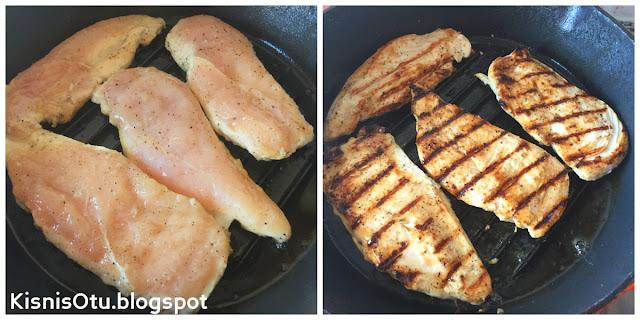 Tavuk, Külbastı, Tarifi, Nedir, Nasıl yapılır, Kisnis Otu, Yemek, Et