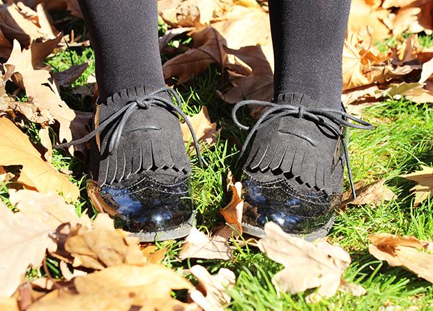 Zapatos de Mary Paz