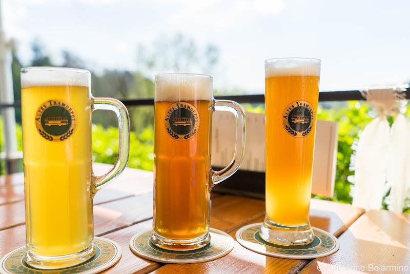 Altes Tramdepot Brewery Bern Switzerland Points of Interest