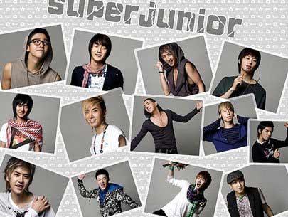 Super Junior, Boyband Korea Paling Sukses