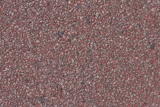 Red Painted Concrete Texture