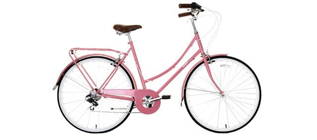 Bobbin Brownie Bike